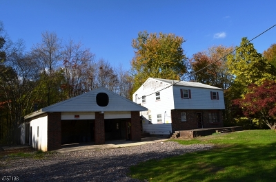 Union Twp. Single Family Home For Sale: 759 Route 625