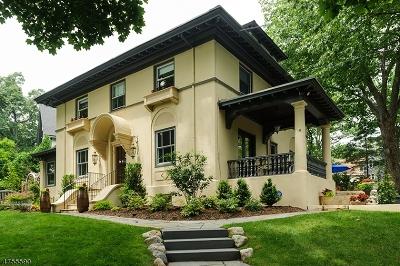 Essex County, Morris County, Union County Rental For Rent: 19 Oak Ridge Ave