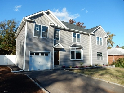 Clark Twp. NJ Single Family Home For Sale: $729,900