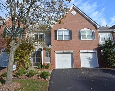 Bernards Twp. Condo/Townhouse For Sale: 4 Constitution Way