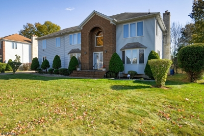 Piscataway Twp. NJ Single Family Home For Sale: $614,900