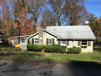 Sparta Twp. Single Family Home For Sale: 5 Woodland Trl