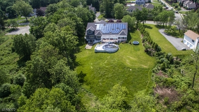 Parsippany-Troy Hills Twp. Single Family Home For Sale: 1193 S Beverwyck Rd