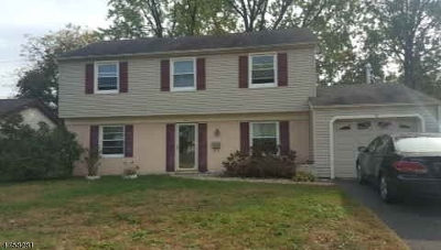 Burlington County Single Family Home For Sale
