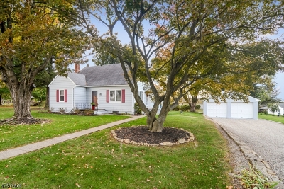 Holland Twp. Single Family Home For Sale: 14 Whaley St
