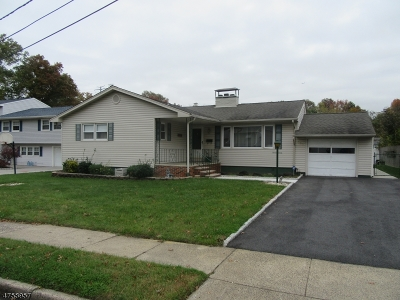 Woodbridge Twp. Single Family Home For Sale: 890 Terrace Ave