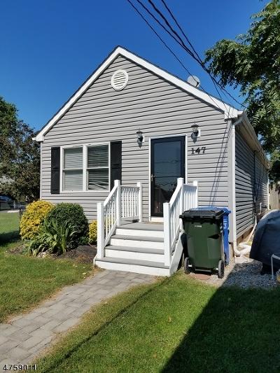 Woodbridge Twp. Single Family Home For Sale: 147 Woodbridge Ave