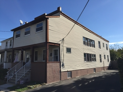 South Amboy City Multi Family Home For Sale: 359 Henry St