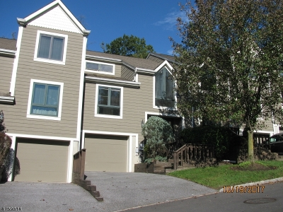 Woodland Park Condo/Townhouse For Sale: 47 Mill Pond Rd