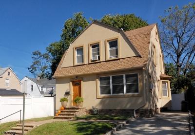 Roselle Park Boro Single Family Home For Sale: 131 Williams St