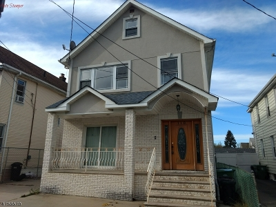 Linden City Multi Family Home For Sale: 110 W 15th St
