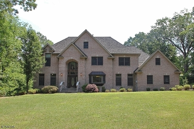 Long Hill Twp Single Family Home For Sale: 119 Gillette Rd