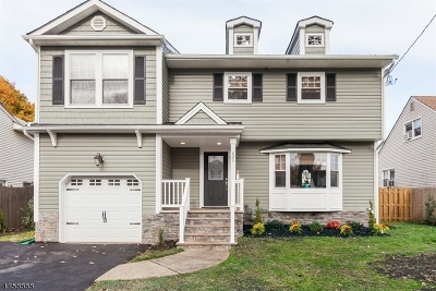 Scotch Plains Twp. Single Family Home For Sale: 427 Sycamore Ave