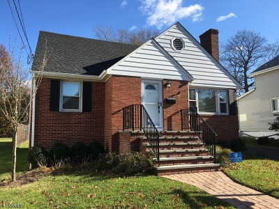 Madison Boro Single Family Home For Sale: 5 Myrtle Ave