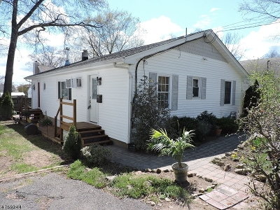 Parsippany Single Family Home For Sale: 26 Dacotah Ave