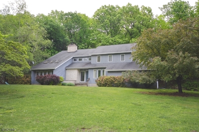 Sparta Twp. Single Family Home For Sale: 30 Radcliffe Dr