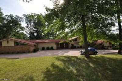 WATCHUNG Single Family Home For Sale: 536 Johnston Dr