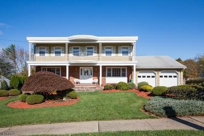Totowa Boro Single Family Home For Sale: 18 Colonial Ct