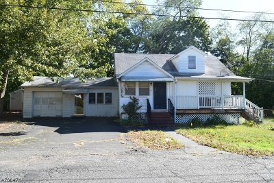 Bridgewater Twp. Single Family Home For Sale