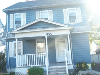 Union Twp. Single Family Home For Sale: 955 Salem Rd