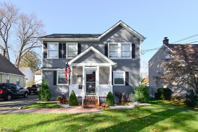 Clark Twp. Single Family Home For Sale: 44 Kathryn St