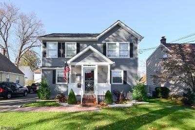 CLARK Single Family Home For Sale: 44 Kathryn St