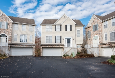 Randolph Twp. Condo/Townhouse For Sale: 103 Arrowgate Dr