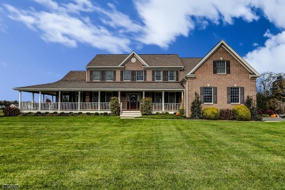 South Brunswick Twp. Single Family Home For Sale: 9 Maidstone Ct