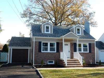 CLARK Single Family Home For Sale: 42 Colonial Dr
