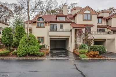 West Orange Twp. Condo/Townhouse For Sale: 15 Schindler Ter