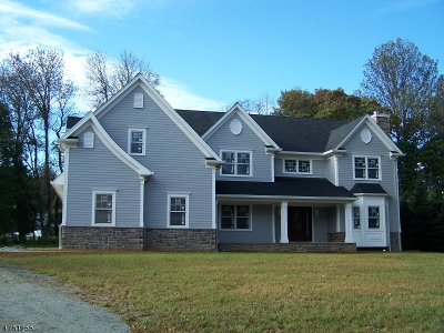 Denville Twp. Single Family Home For Sale: 3 Mary Farm Rd.