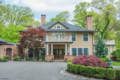 Single Family Home For Sale: 195 Boulevard
