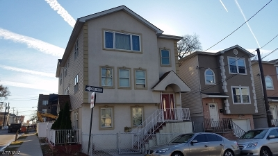 Paterson City Multi Family Home For Sale: 24 12th Ave