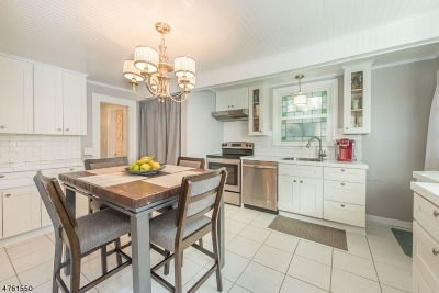 Parsippany-Troy Hills Twp. Single Family Home For Sale: 7 Simpson Ave