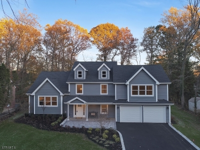 Mountainside Boro Single Family Home For Sale: 330 New Providence Rd