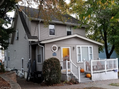 Nutley Twp. Single Family Home For Sale: 22 Weston St