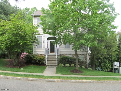 Randolph Twp. Single Family Home For Sale: 162 Arrowgate Dr