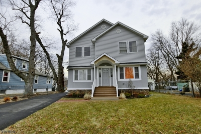 Piscataway Twp. NJ Single Family Home For Sale: $495,000
