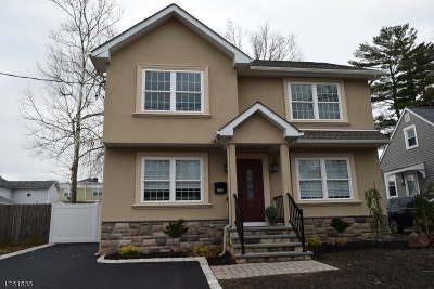 Woodbridge Twp. Single Family Home For Sale: 223 New Dover Rd