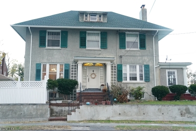 Paterson City Single Family Home For Sale: 375-377 17th Ave