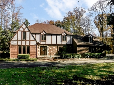 Warren Twp. Single Family Home For Sale: 12 Roberts Road