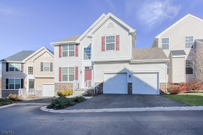 Mount Olive Twp. Condo/Townhouse For Sale: 136 Sowers Dr