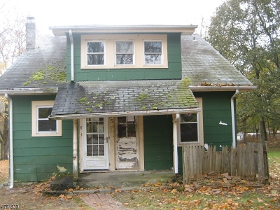 Mount Olive Twp. Single Family Home For Sale: 35 Lozier Rd