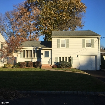 Kenilworth Boro Single Family Home For Sale: 51 N 6th St