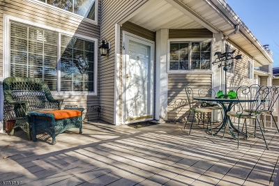 Bedminster Twp. Condo/Townhouse For Sale: 16 Ashley Ct