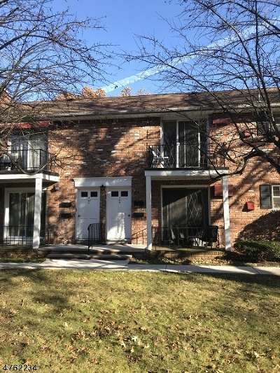 Morristown Condo/Townhouse For Sale: 320 320 South St #L