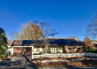 WESTFIELD Single Family Home For Sale: 241 Lamberts Mill Road