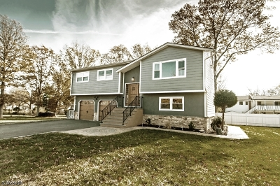 Piscataway Twp. Single Family Home For Sale: 14 Mimosa Ln