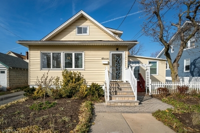 Maplewood Twp. Single Family Home For Sale: 11 Hughes St