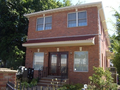 Hillside Twp. Multi Family Home For Sale: 1191 Liberty Ave
